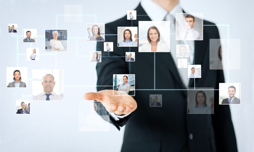 People,,Business,,Technology,,Headhunting,And,Cooperation,Concept,-,Close,Up